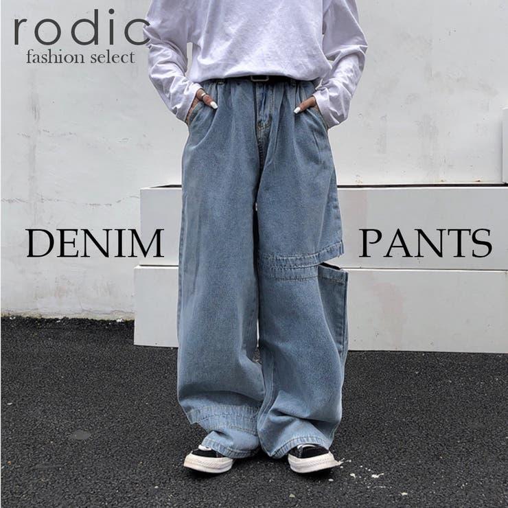 デニムパンツ メンズ | Rodic【MENS】 | 詳細画像1