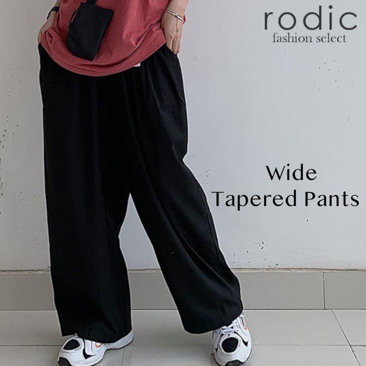 イージーパンツ メンズ | Rodic【MENS】 | 詳細画像1