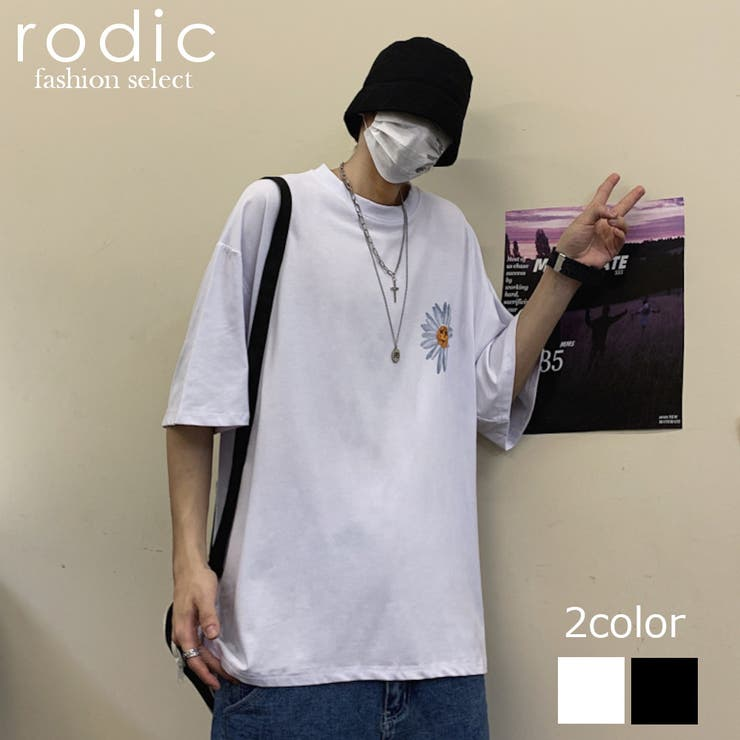 ユニセックス カジュアル ロンT   Rodic【MENS】   詳細画像1