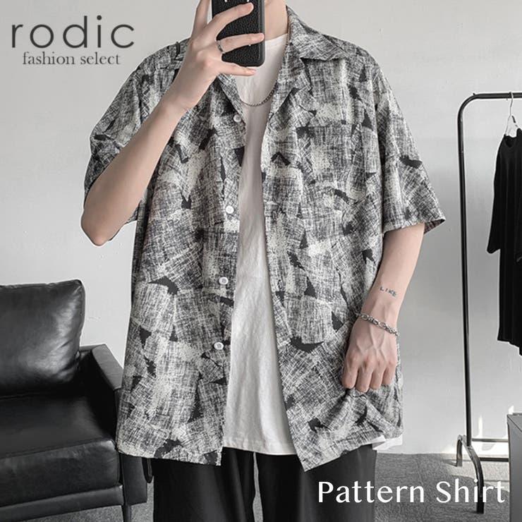 ユニセックス シャツ メンズ | Rodic【MENS】 | 詳細画像1