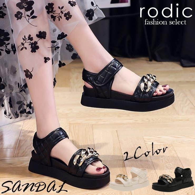 レディース サンダル 靴 | Rodic | 詳細画像1