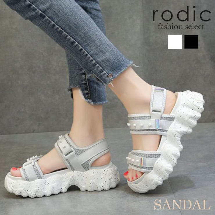 レディース サンダル 靴   Rodic   詳細画像1
