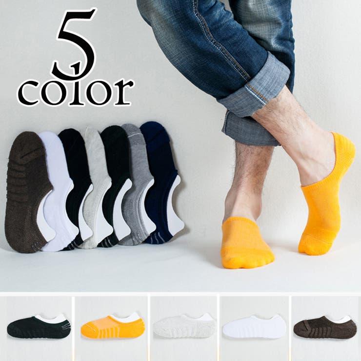 靴下 ソックス カバーソックス フットカバー メンズ メンズファッション スニーカーソックス シンプル 無地 ベーシック