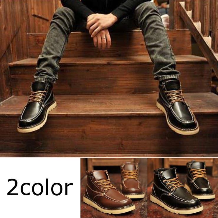 靴 シューズ カジュアル カジュアルシューズ メンズ メンズファッション ハイカット ショートブーツ 紳士靴 ワークブーツ