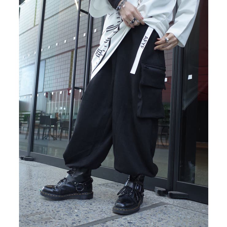 rovtskiのパンツ・ズボン/カーゴパンツ   詳細画像