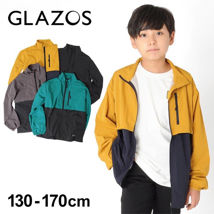 切替ベンチレーションジャケット 子供服 男の子   子供服のS&H   詳細画像1