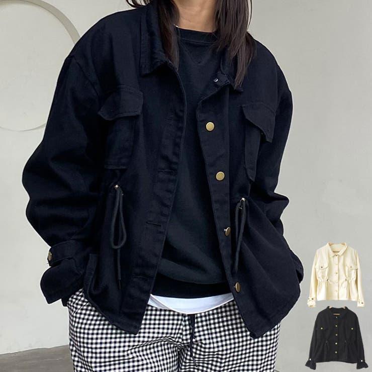 ジャケット レディース 秋   VIVID LADY   詳細画像1