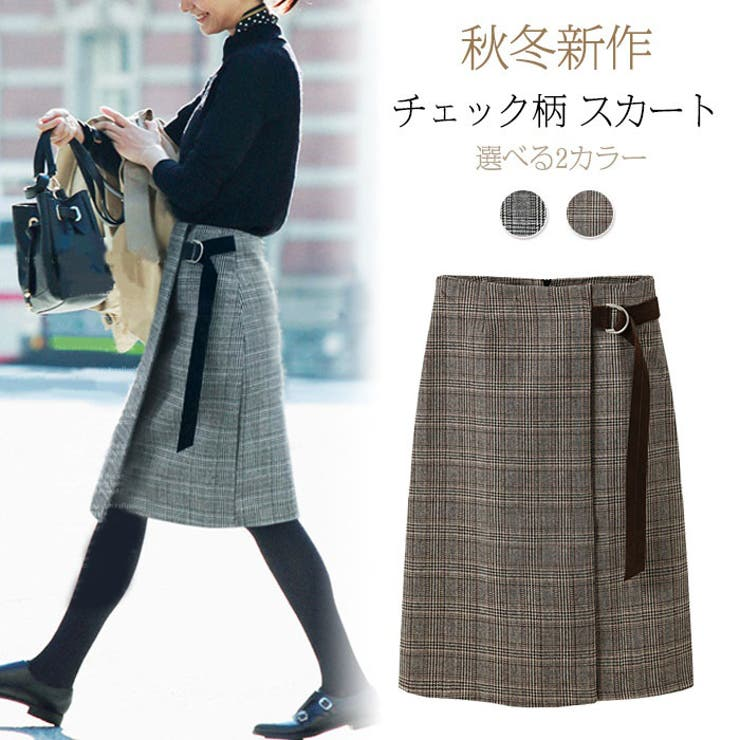 VIVID LADYのスカート/ひざ丈スカート | 詳細画像
