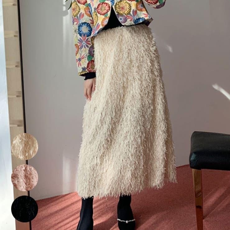 VIVID LADYのスカート/ロングスカート   詳細画像