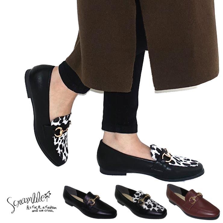 Scrambleのシューズ・靴/ローファー   詳細画像