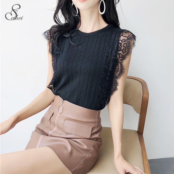 韓国ファッション タンクトップ キャミソール | seiheishop | 詳細画像1