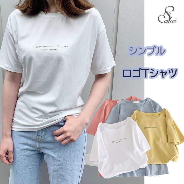 Tシャツ 半袖 レディース | seiheishop | 詳細画像1