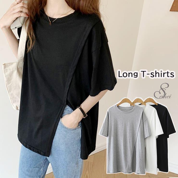 韓国ファッション Tシャツ 半袖 | seiheishop | 詳細画像1