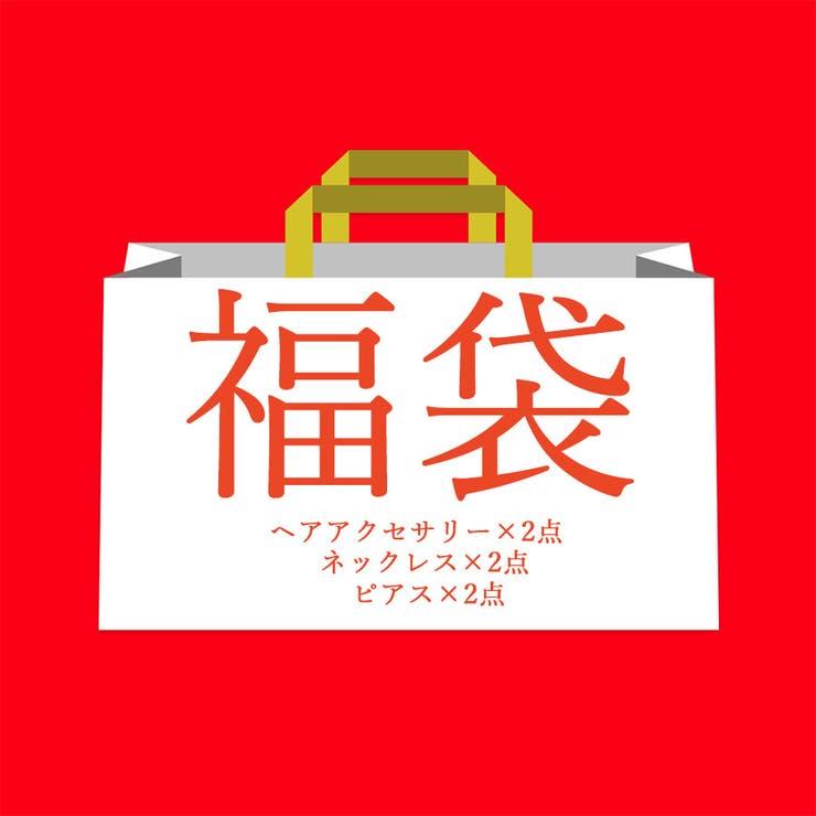 アクセサリー6点セット ネックレス ヘアアクセサリー   seiheishop   詳細画像1