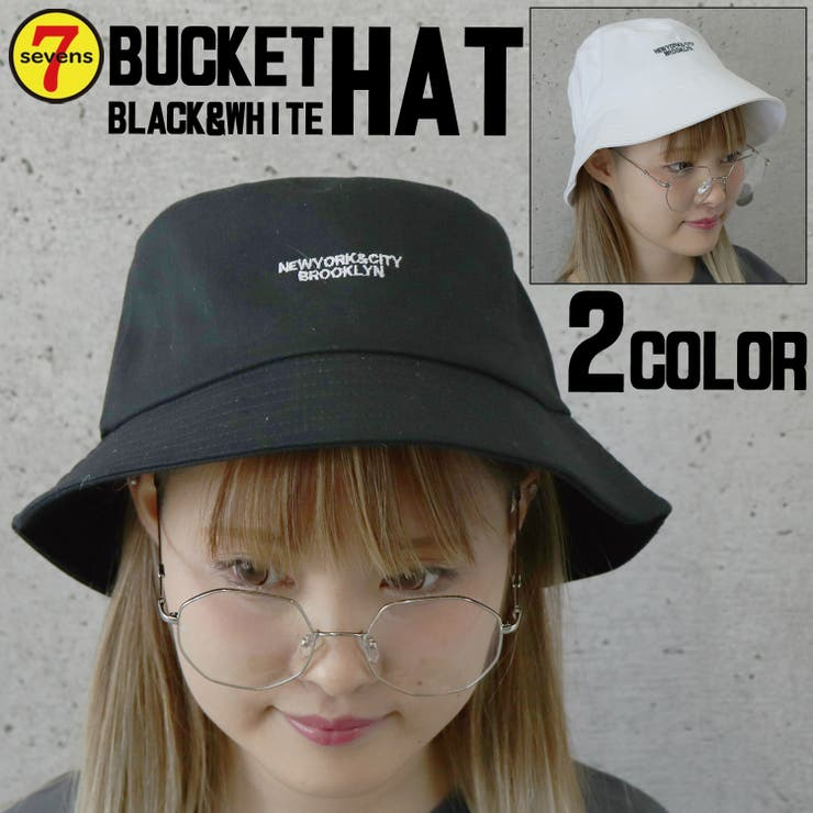 sevensの帽子/ハット   詳細画像