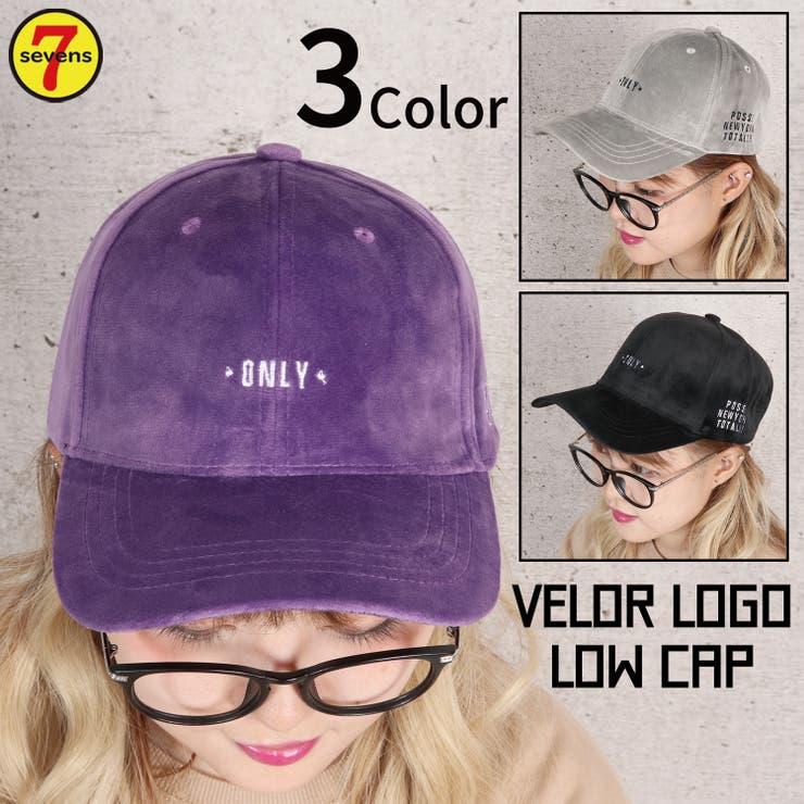 sevensの帽子/キャップ   詳細画像