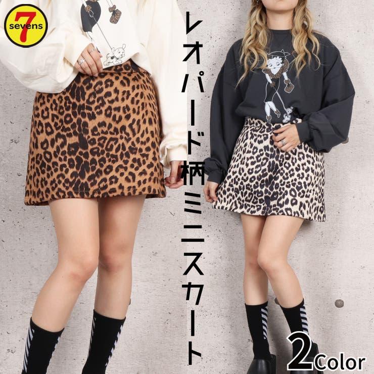 sevensのスカート/ミニスカート | 詳細画像