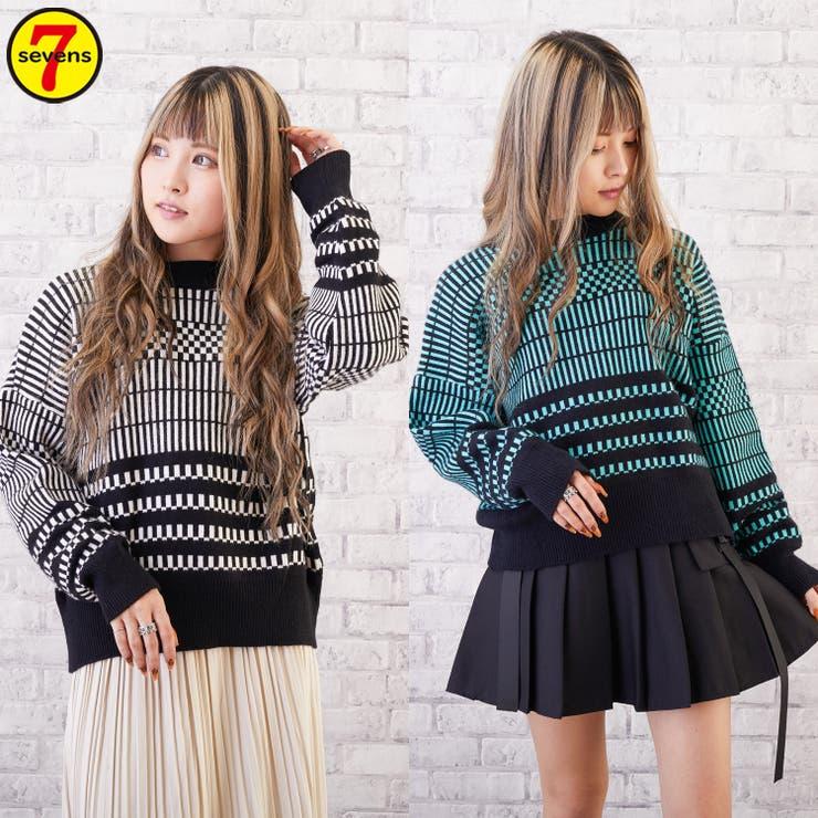 sevensのトップス/ニット・セーター | 詳細画像