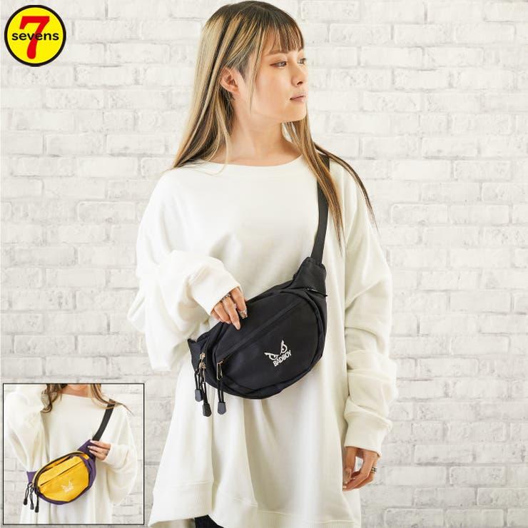 sevensのバッグ・鞄/ウエストポーチ・ボディバッグ   詳細画像