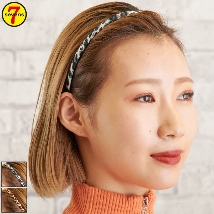 sevensのヘアアクセサリー/カチューシャ   詳細画像