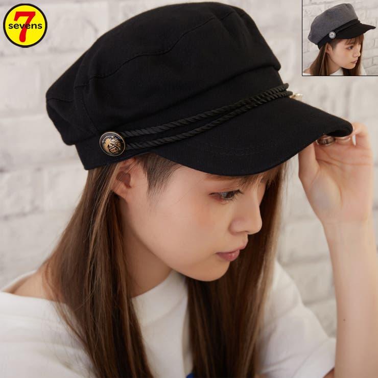 sevensの帽子/帽子全般   詳細画像