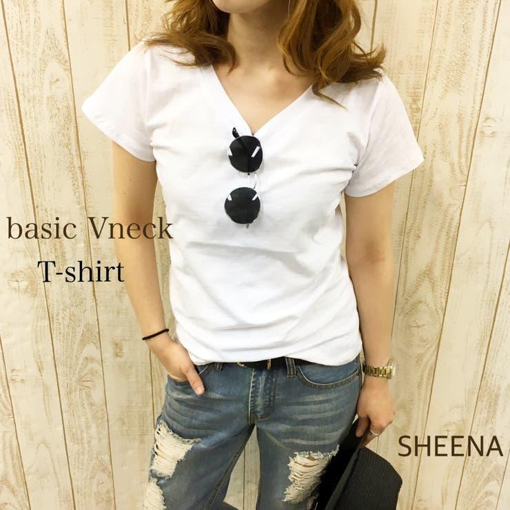 SHEENA のトップス/Tシャツ   詳細画像