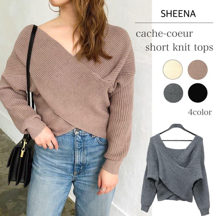SHEENA のトップス/ニット・セーター | 詳細画像