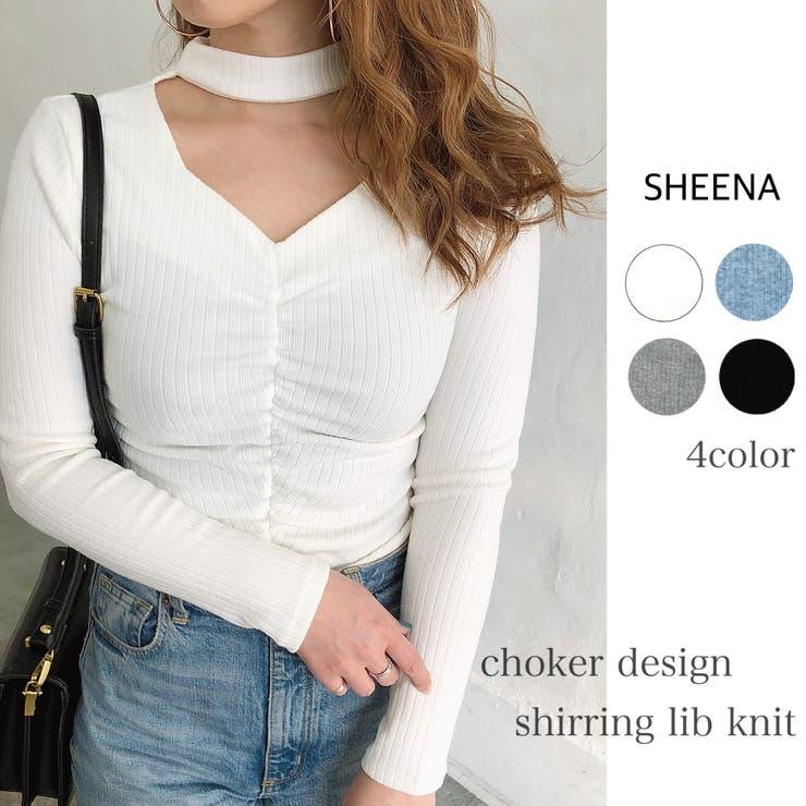 SHEENA のトップス/ニット・セーター   詳細画像