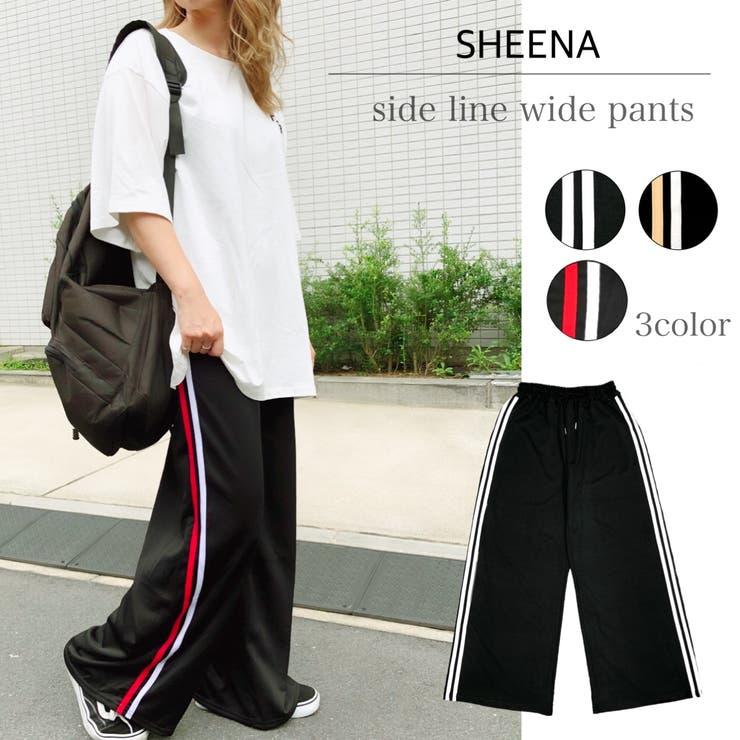 SHEENA のパンツ・ズボン/ワイドパンツ   詳細画像
