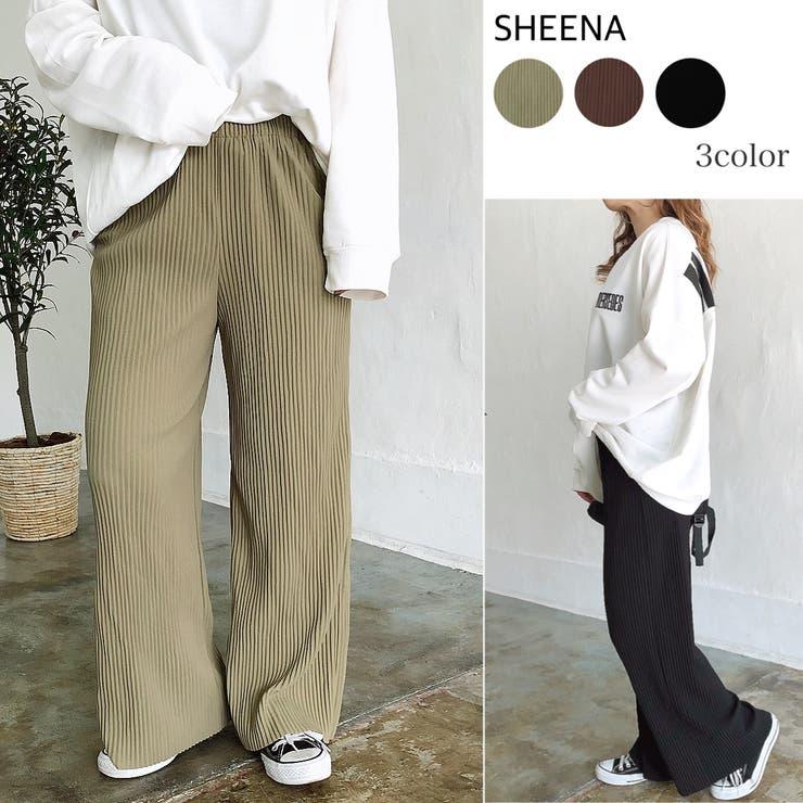 SHEENA のパンツ・ズボン/ワイドパンツ | 詳細画像