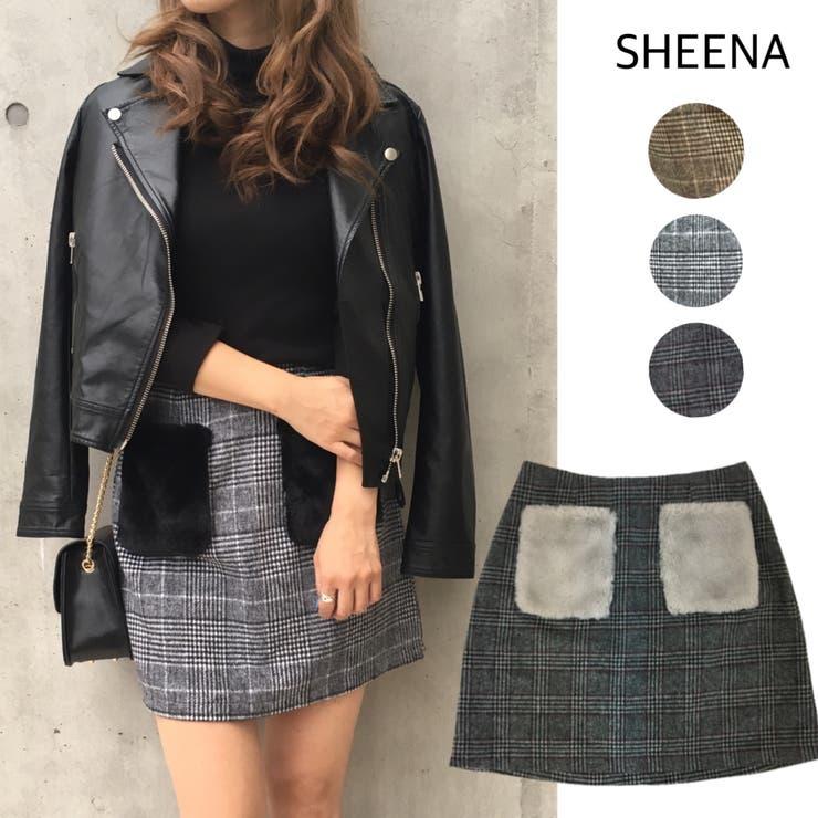 SHEENA のスカート/ミニスカート   詳細画像