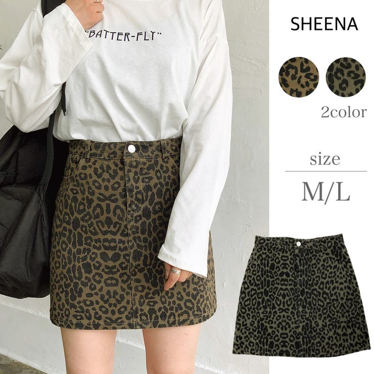 SHEENA のスカート/ミニスカート | 詳細画像