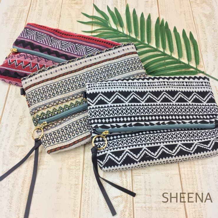 SHEENA のバッグ・鞄/セカンドバッグ   詳細画像
