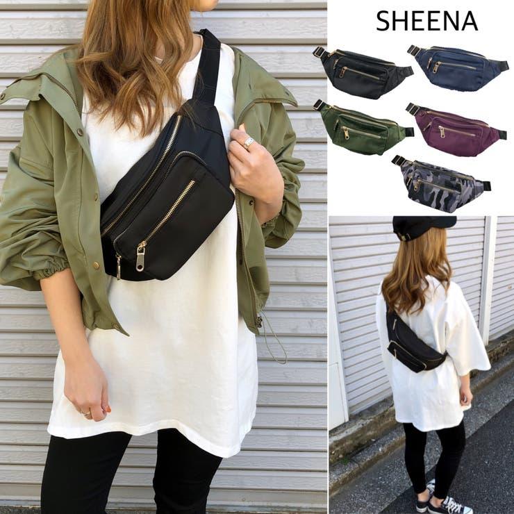 SHEENA のバッグ・鞄/ウエストポーチ・ボディバッグ   詳細画像