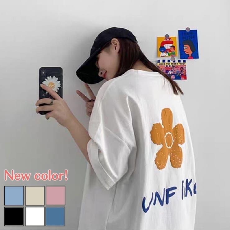 UNF likeプリントTシャツ プリント   LADY LIKE    詳細画像1