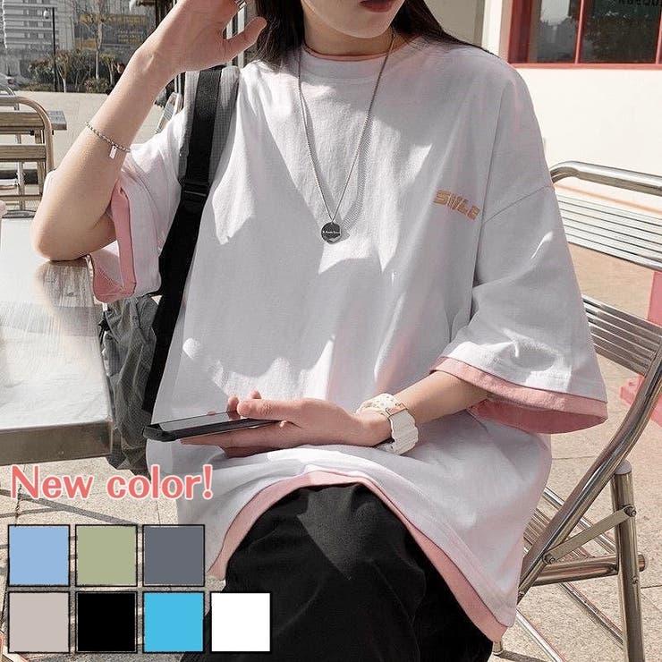 LADY LIKE のトップス/Tシャツ   詳細画像