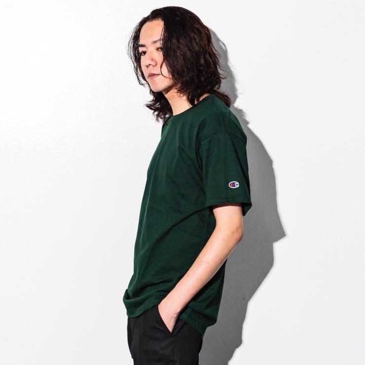 Championベーシック半袖クルーネックTシャツ   SHIFFON    詳細画像1