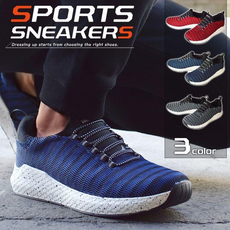 スニーカー メンズ スリッポン | ShoeSquare | 詳細画像1