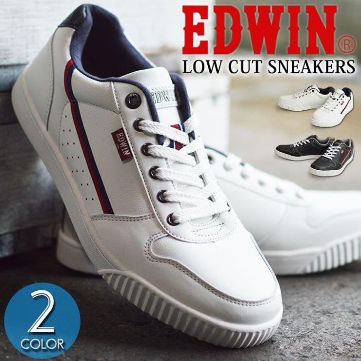 EDWIN エドウィン スニーカー   ShoeSquare   詳細画像1