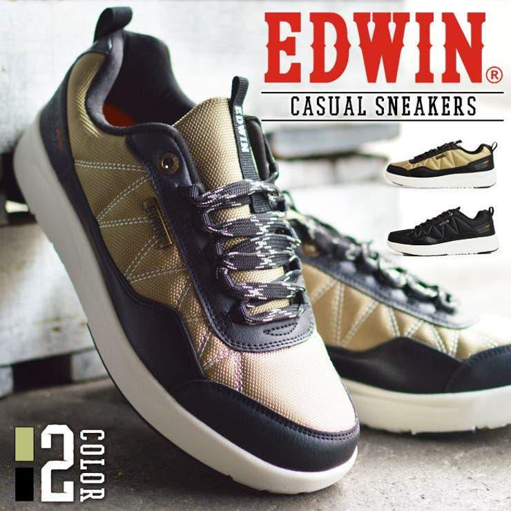 EDWIN エドウィン スニーカー | ShoeSquare | 詳細画像1