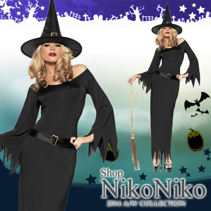 ShopNikoNikoのコスチューム(コスプレ)/ハロウィン用コスチューム | 詳細画像