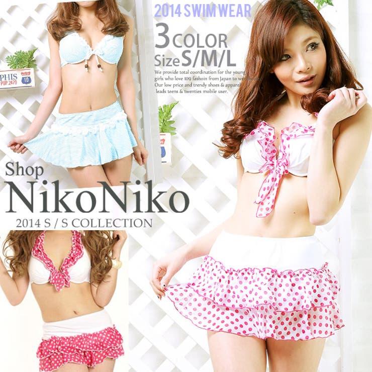 ShopNikoNikoの水着/ビキニ   詳細画像