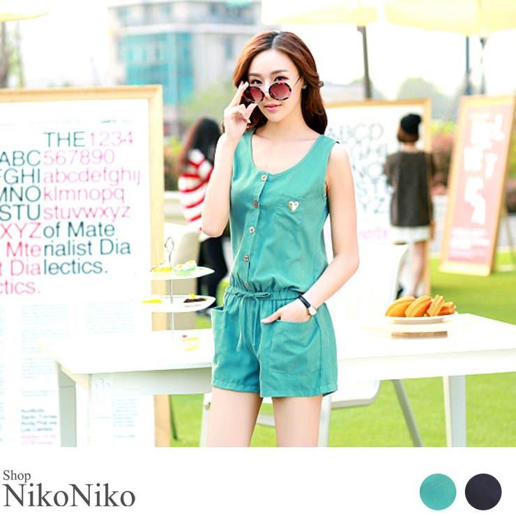 ShopNikoNikoのワンピース・ドレス/ロンパース | 詳細画像