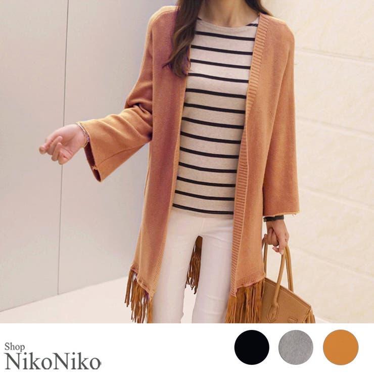 ShopNikoNikoのトップス/カーディガン | 詳細画像