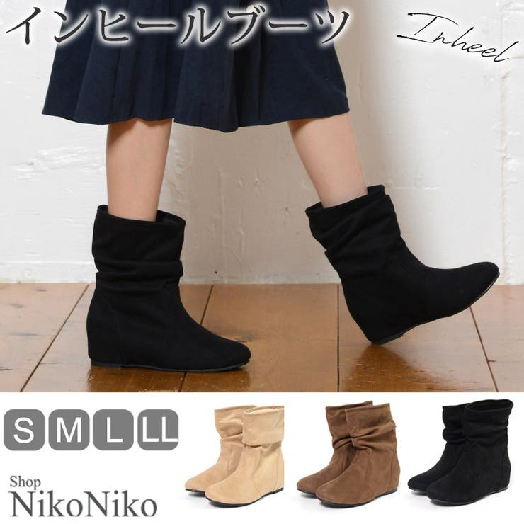 ShopNikoNikoのシューズ・靴/ショートブーツ | 詳細画像