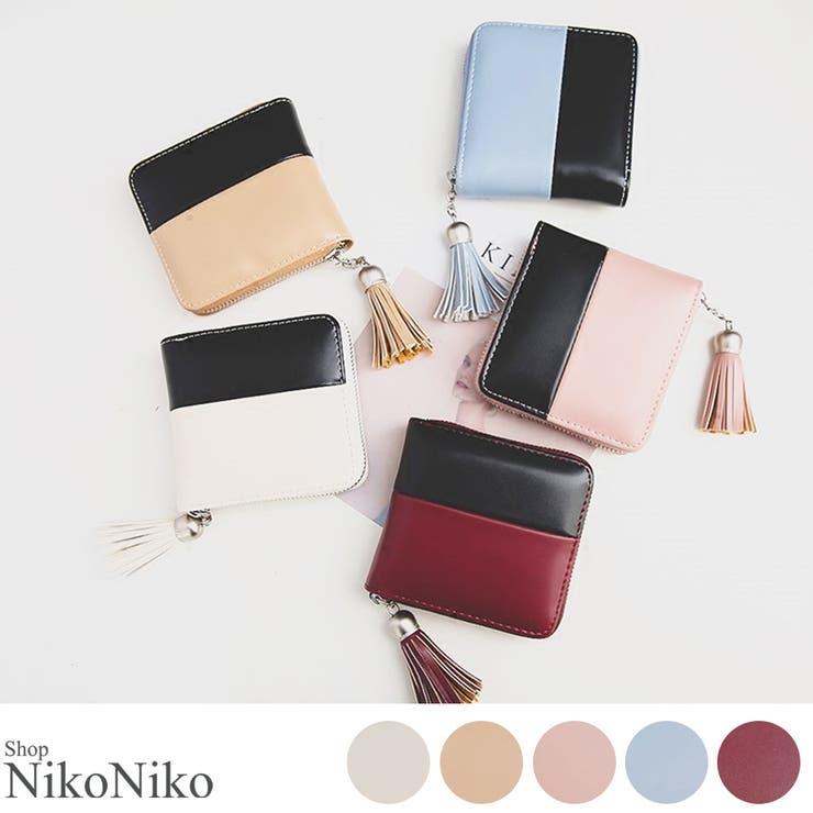 ShopNikoNikoの財布/二つ折り財布 | 詳細画像
