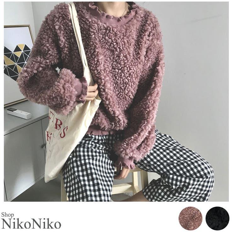 ShopNikoNikoのトップス/スウェット・ジャージ | 詳細画像
