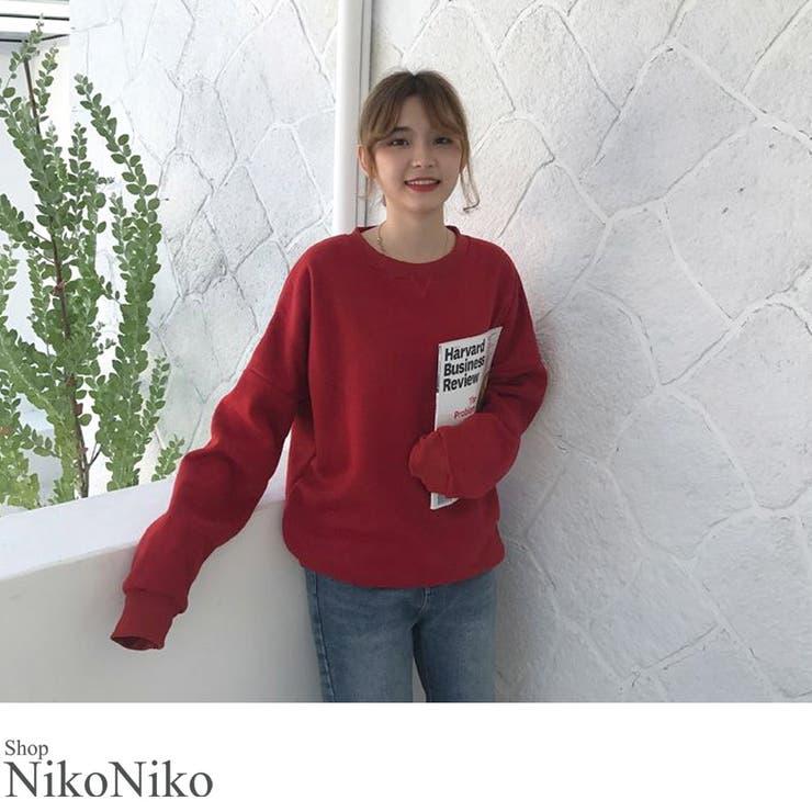 ShopNikoNikoのトップス/トレーナー | 詳細画像