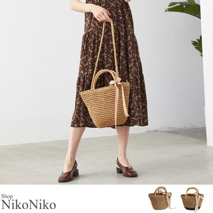 ShopNikoNikoのバッグ・鞄/カゴバッグ   詳細画像