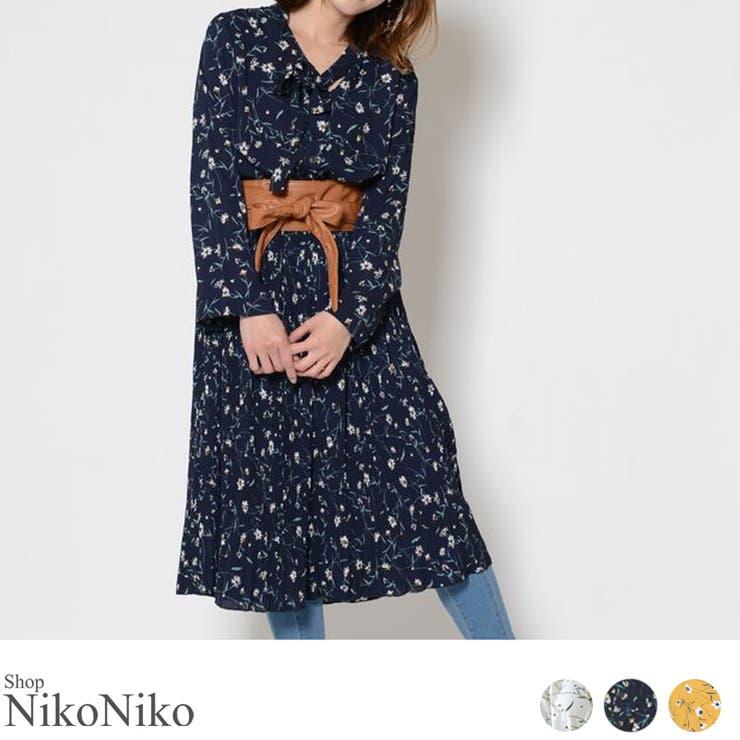 ShopNikoNikoのワンピース・ドレス/ワンピース | 詳細画像